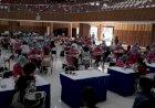 Ribuan Mahasiswa Ambil Bagian Dalam Vaksinasi Massal Kodam IV Diponegoro di UKSW