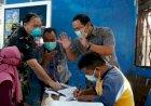 Stok Vaksin Di Kota Semarang Menipis
