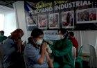 Polda Jateng Gelar Vaksinasi Massal di PT Boyang Industrial