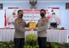 AKBP Irwan Susanto Jadi Kapolres Batang